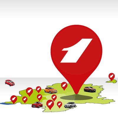 Seitz Standorte 3D Map