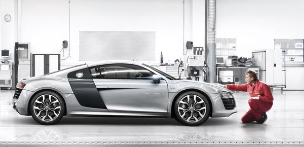Audi Service Vertragswerksatt -Serviceleistungen