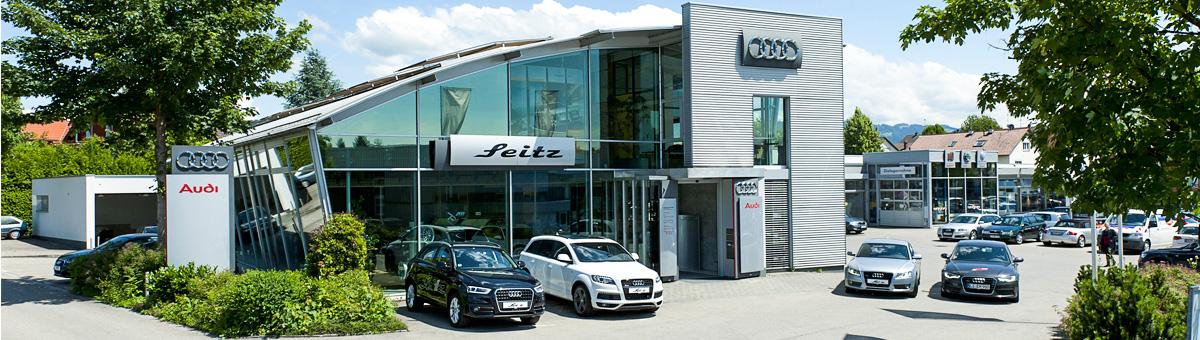 Audi Vertragshändler in Lindau am Bodensee