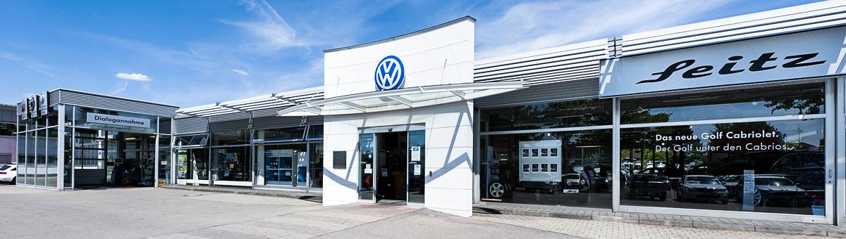 Volkswagen Vertragshändler in Lindau am Bodensee
