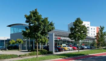Audi Vertragshändler in Kempten