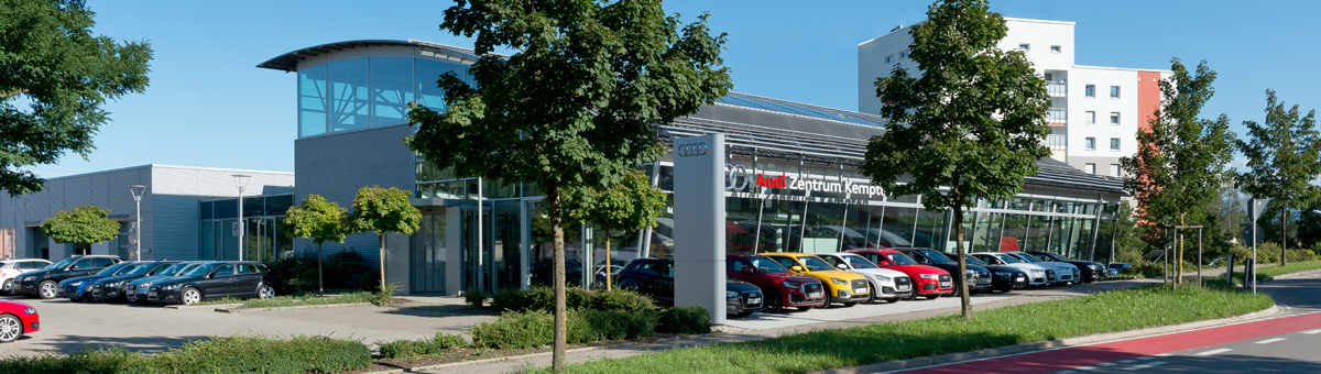 Standort Audi Kempten