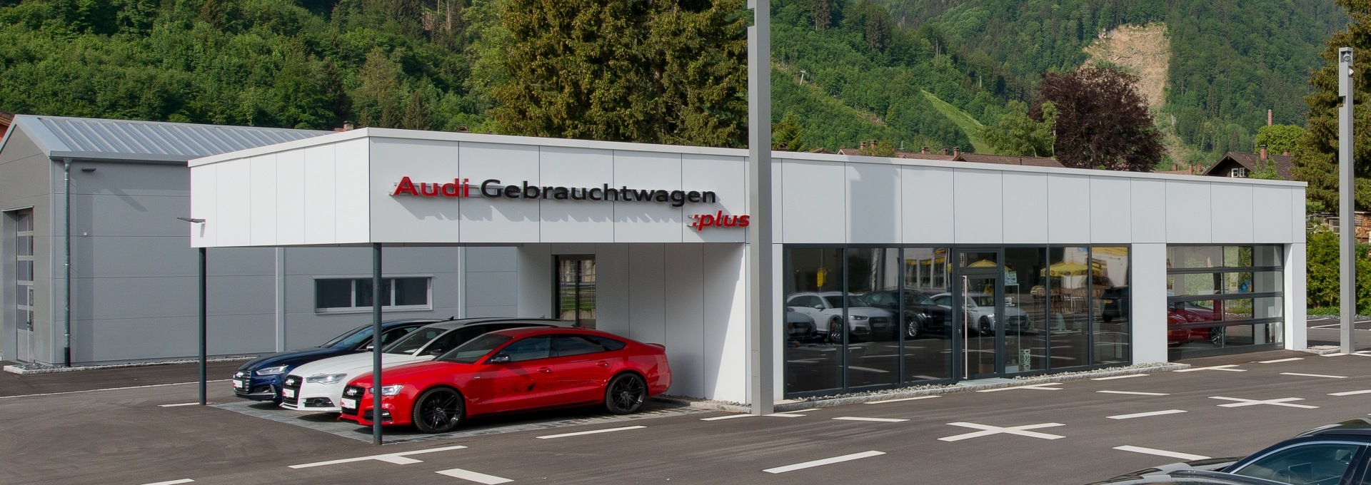 Audi Gebrauchtwagen Zentrum
