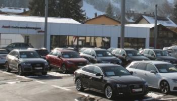 Standort Audi Gebrauchtwagen in Immenstadt