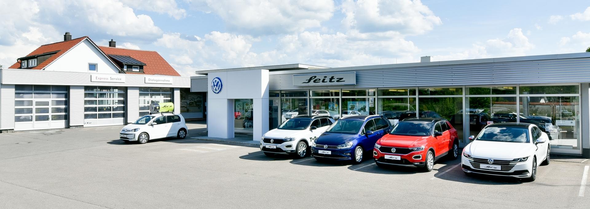 volkswagen autohaus seitz in isny | autohaus seitz