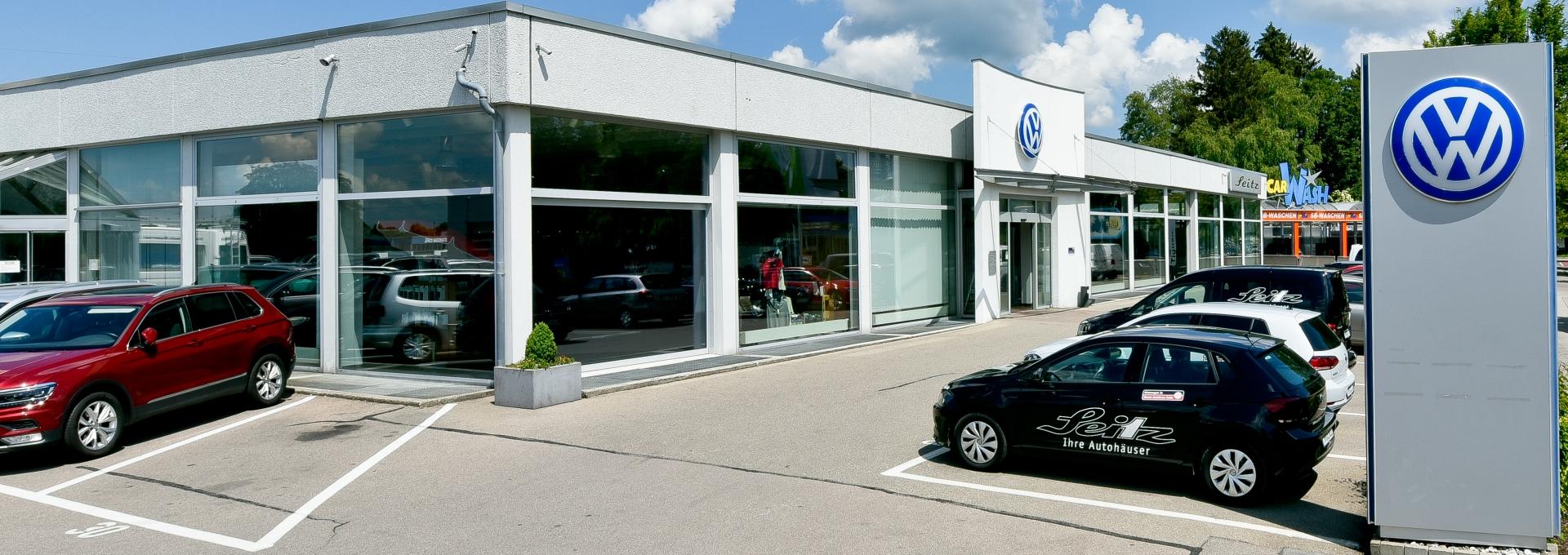 VW Vertragswerkstatt in Memmingen