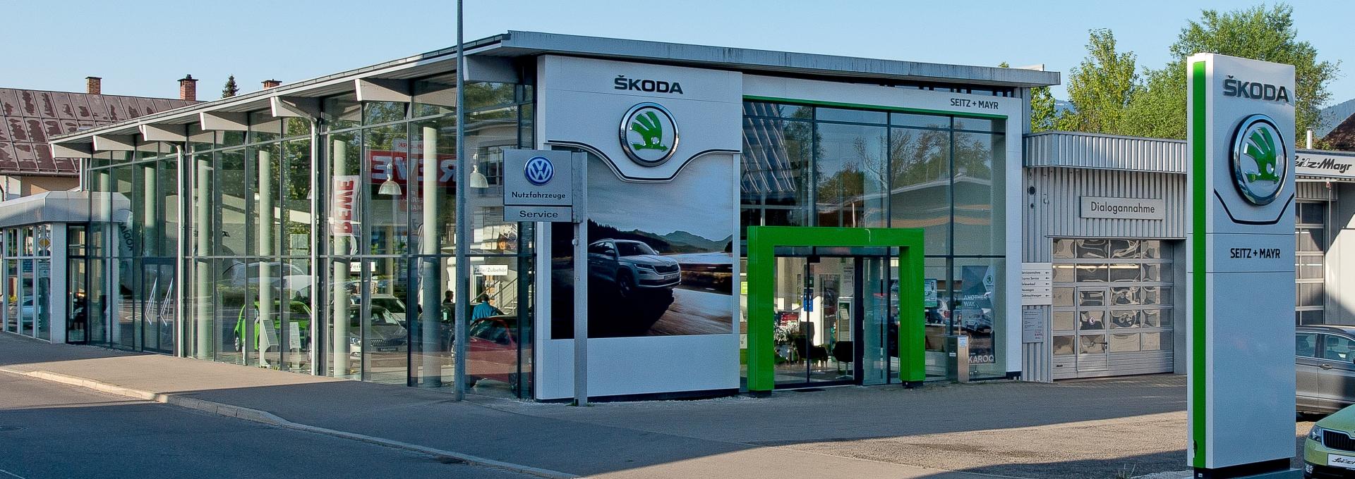 skoda autohaus seitz+mayr sonthofen | autohaus seitz