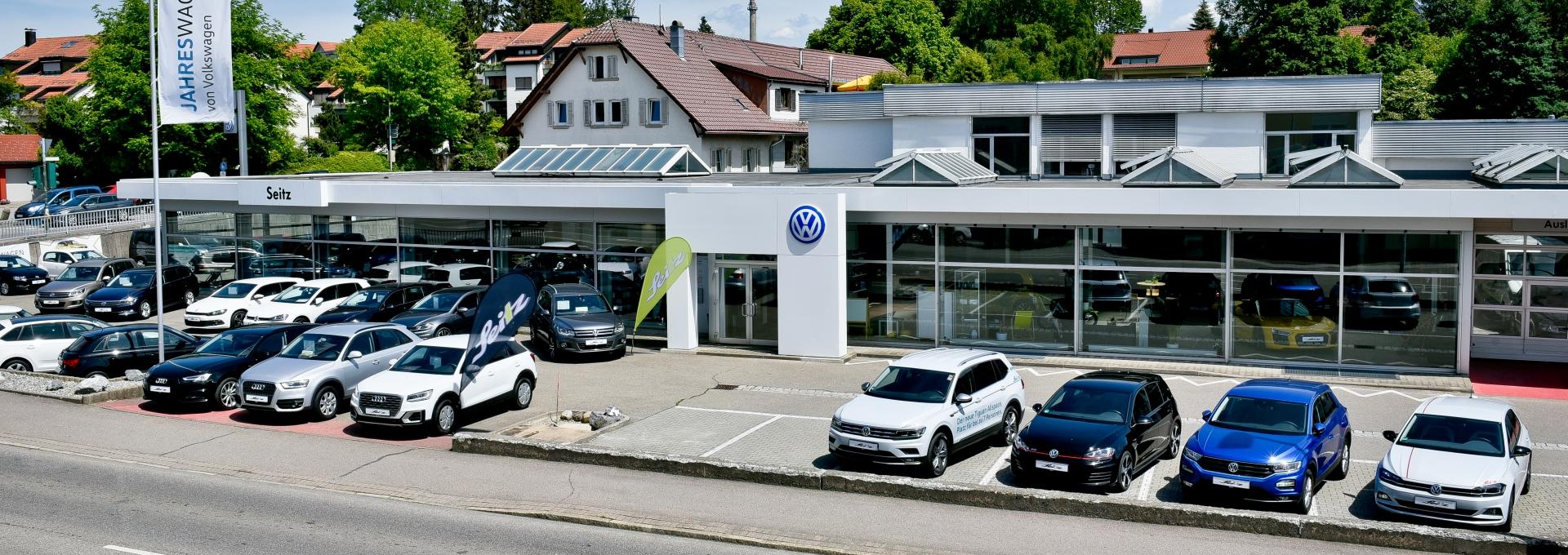 Volkswagen Wangen im Allgäu