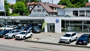 VW Wangen - Autohaus Seitz