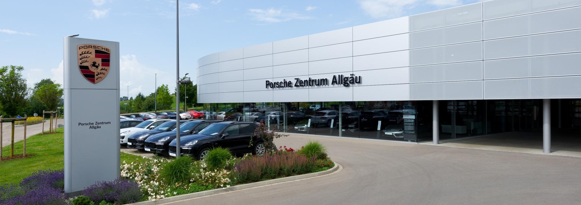 Bild Porsche Zentrum Allgäu