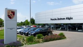Porsche Kempten - Porsche Zentrum Allgäu