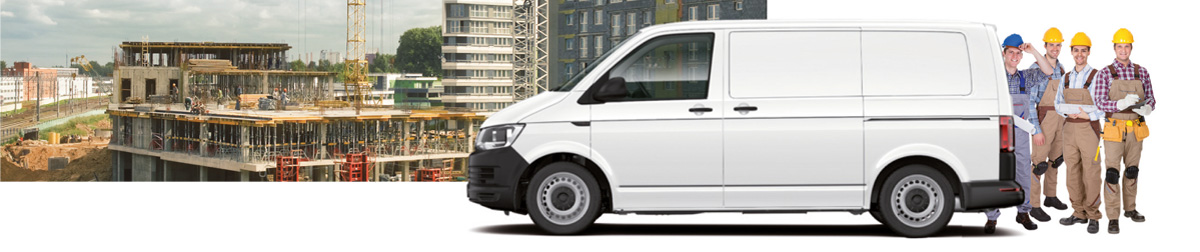 VW T6 Kasten Geschäftsfahrzeugleasing