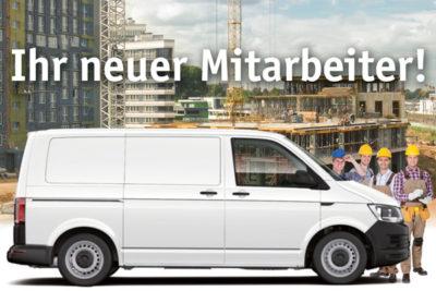 VW T6 von Autohaus Seitz - Ihr neuer Mitarbeiter.