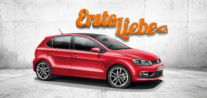 Erste Liebe VW Polo von Autohaus Seitz
