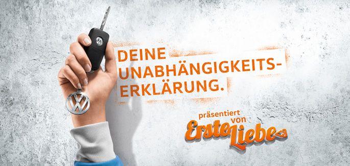 Das Junge Fahrer Programm von VW.