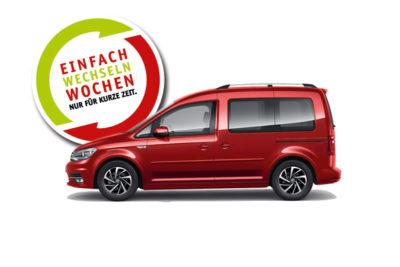 VW Caddy Wechselwochen